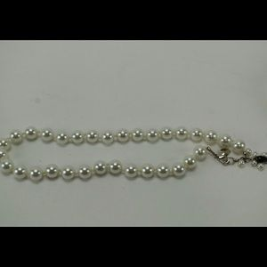 Pearl Necklace from White House Black Market